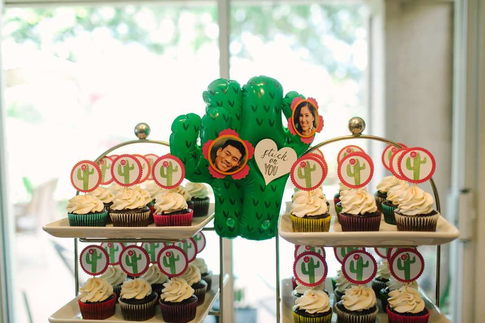 Charney's Cupcakes - www.stampedwithaloha.com