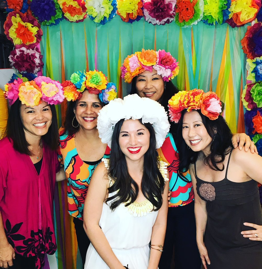 Brida Fiesta Photo Booth Fun - www.stampedwithaloha.com