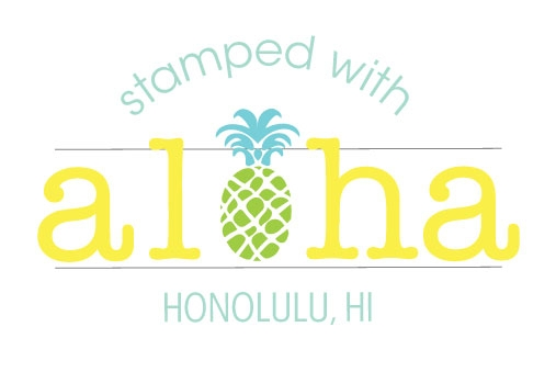 Stamped With Aloha