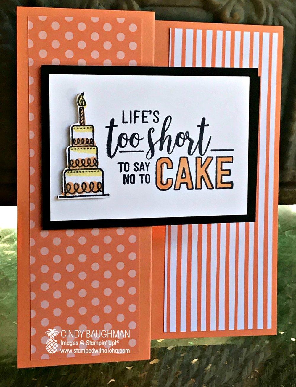 Amazing Life Birthday Card