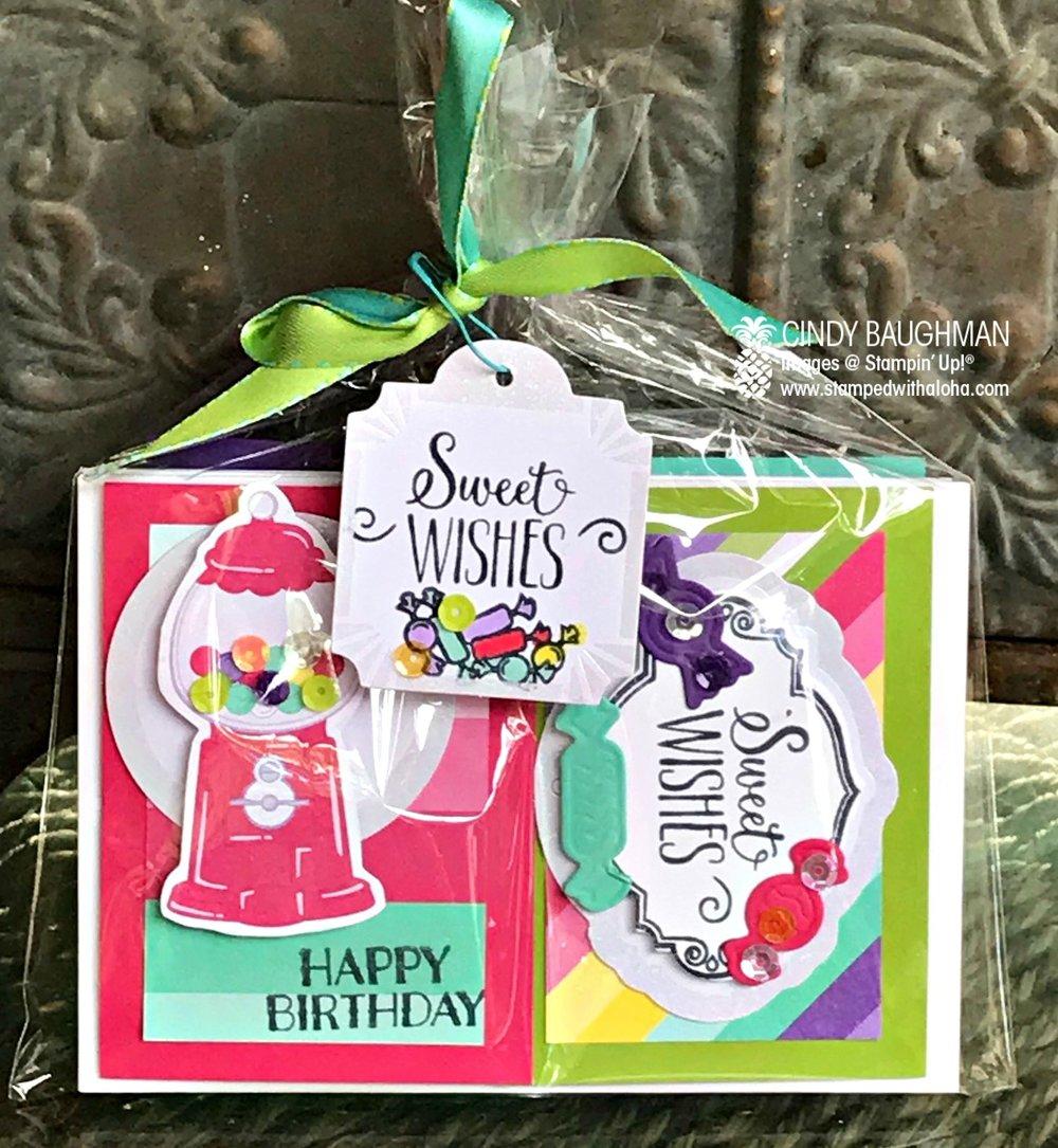 Card Candy Kit - stampedwithaloha.com