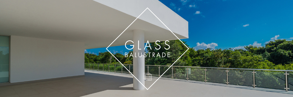 Frameless and semi-frameless glass balustrade systems