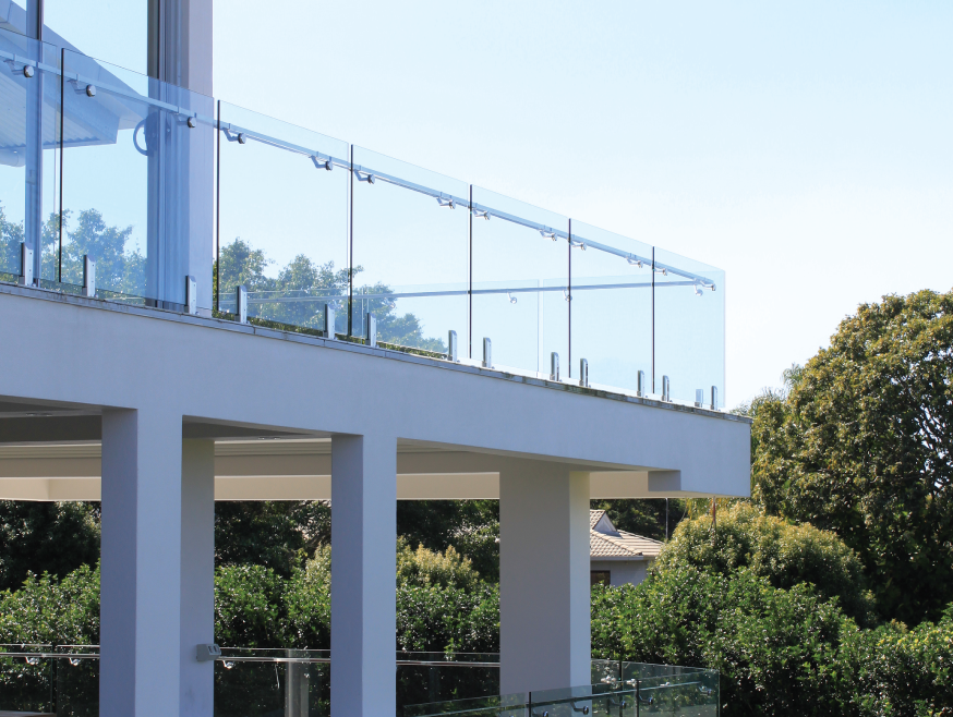 Balustrade systems project orders
