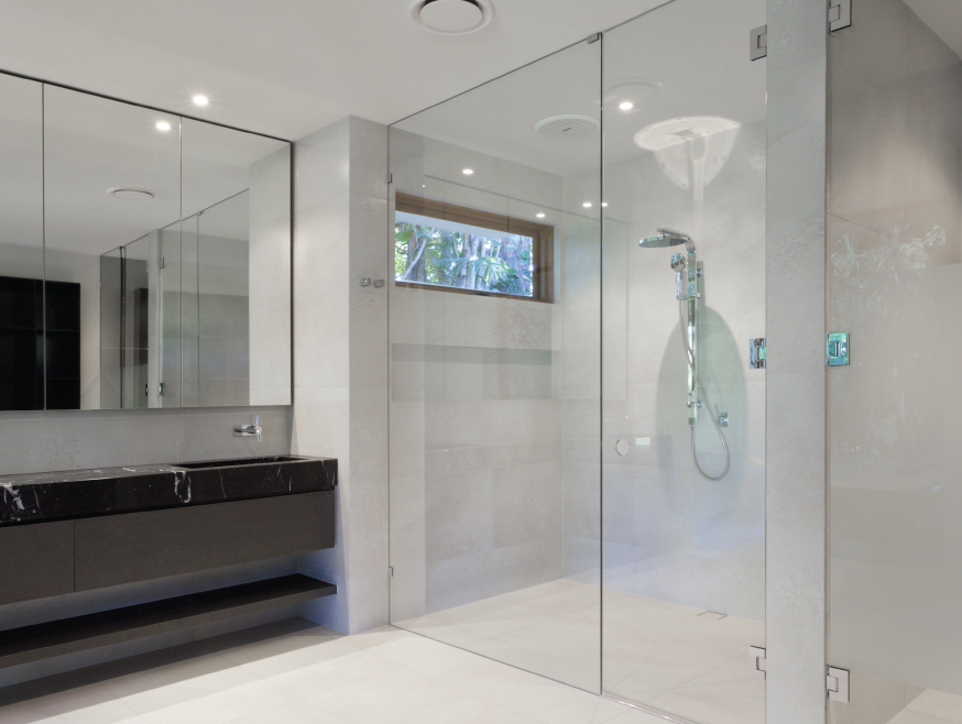 Glass shower screens project orders