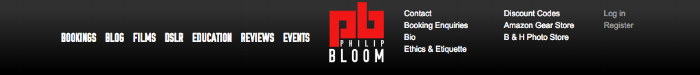 Philip Bloom