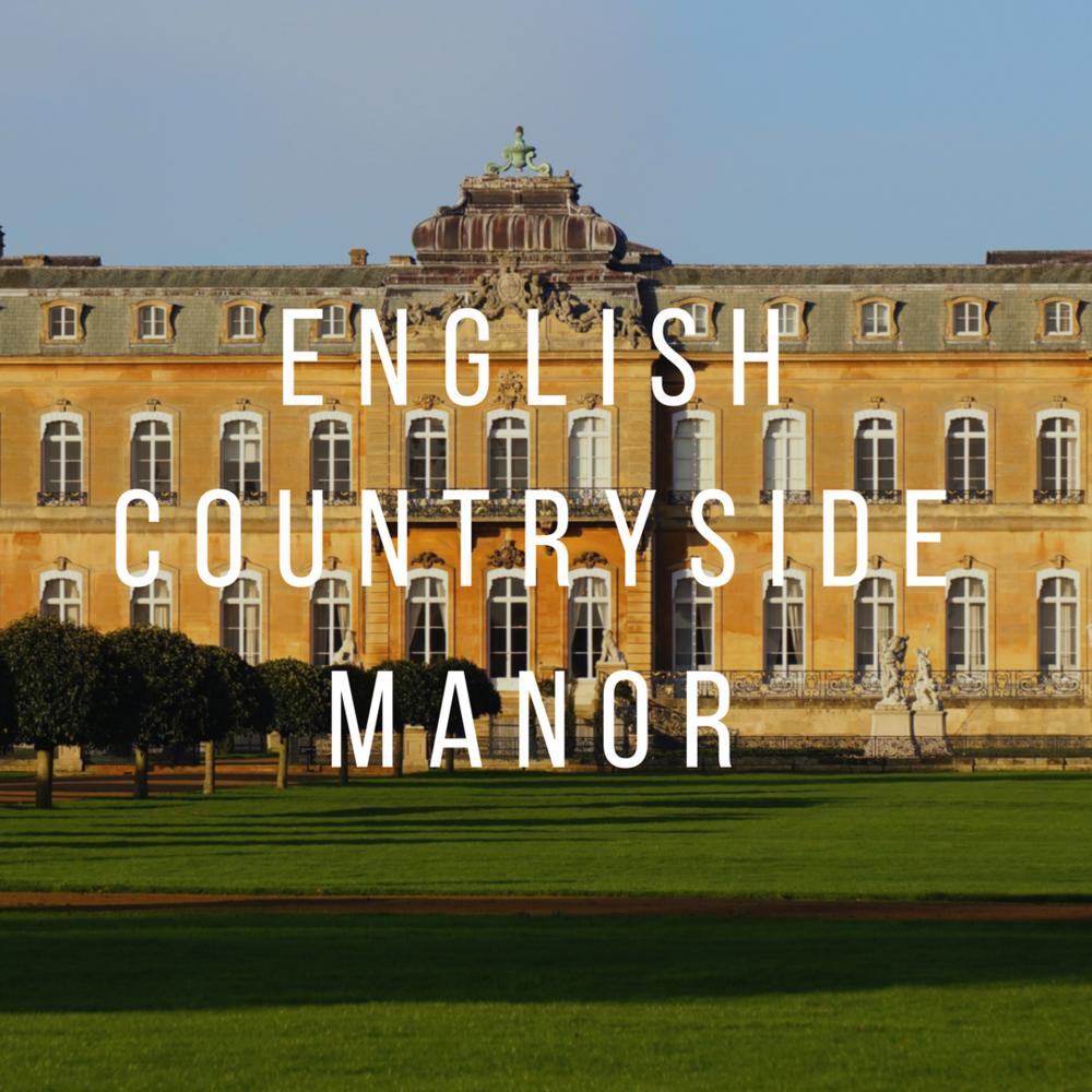English Countryside Manor