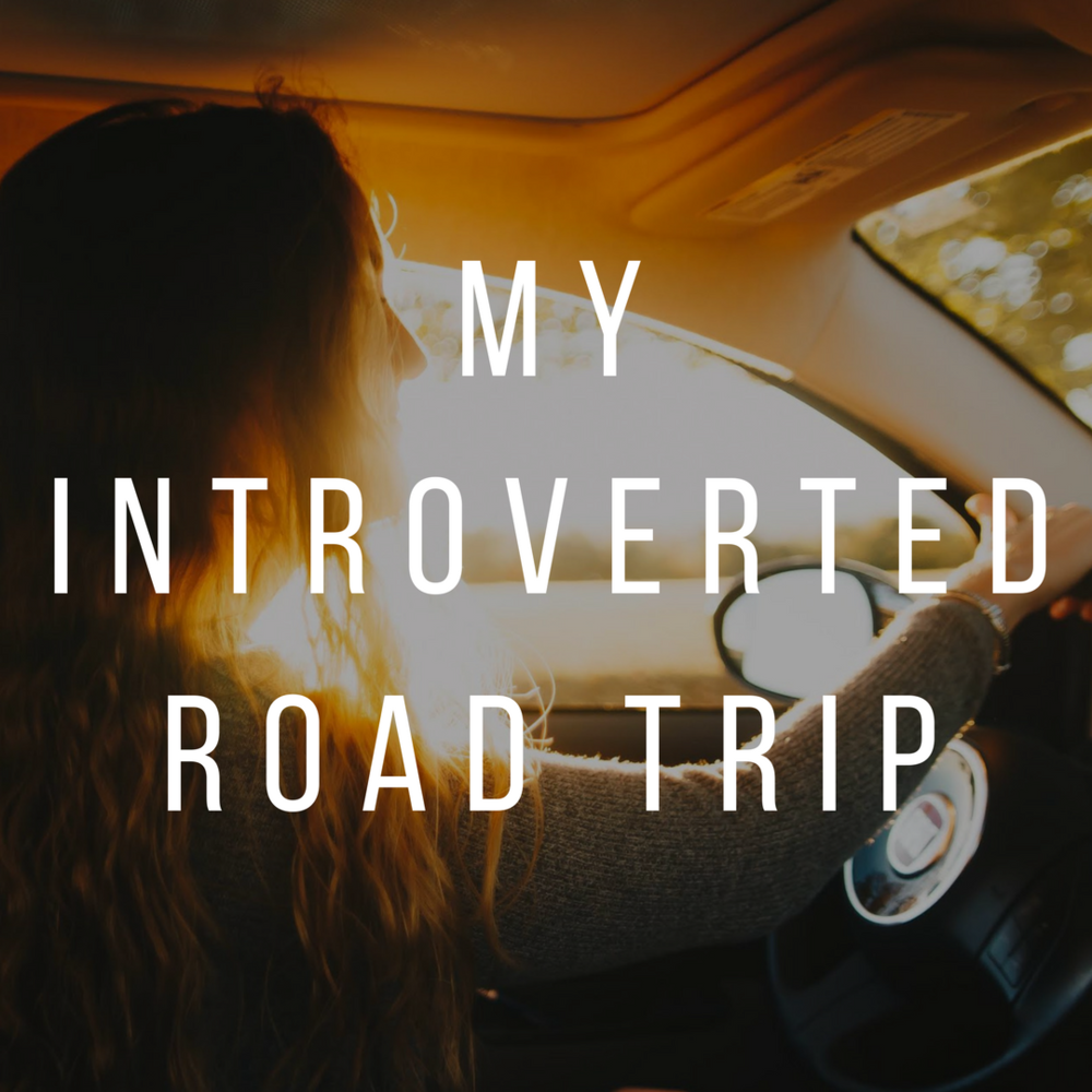 My Introverted Road Trip