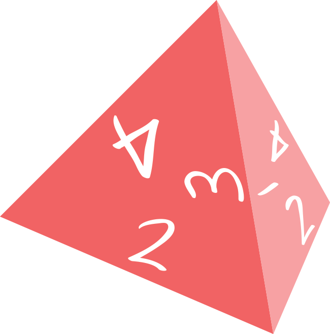 pink d4