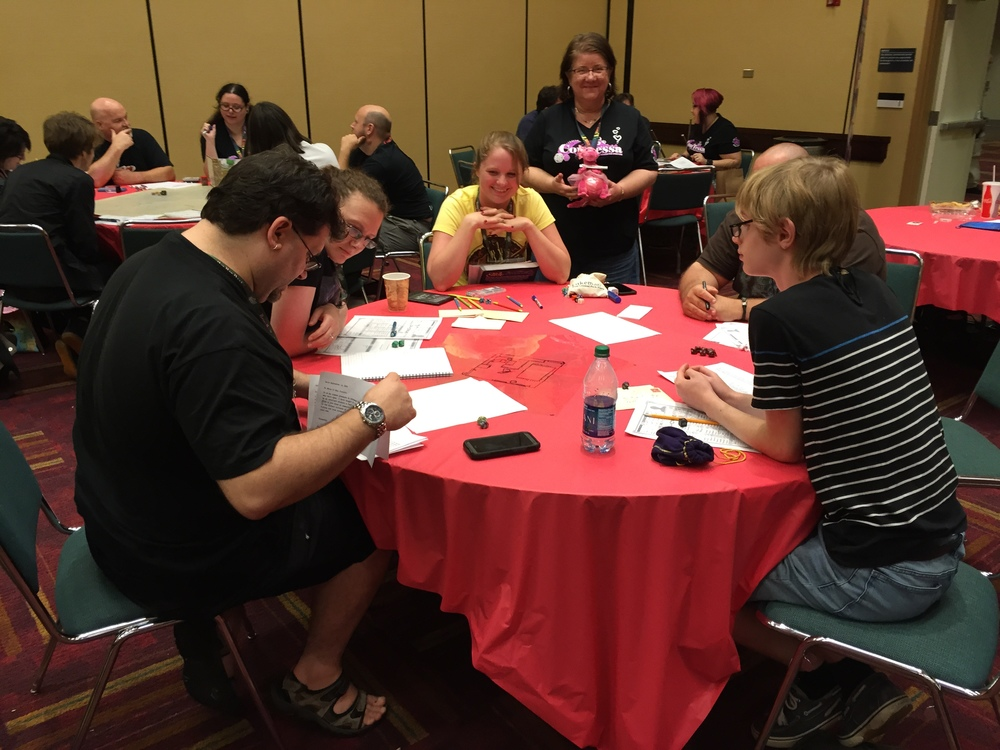 ConTessa Game Night 2015