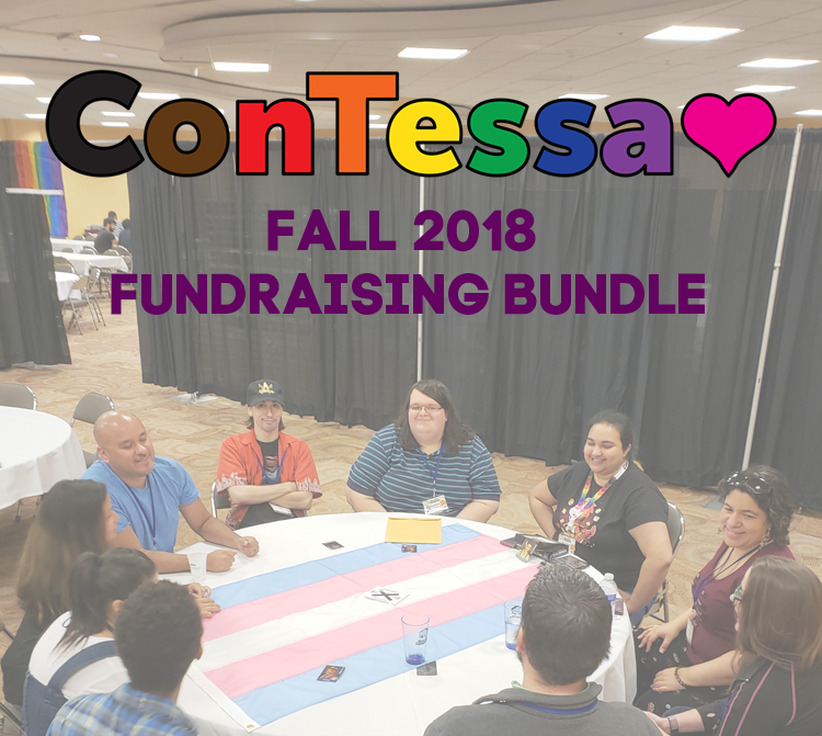 Pick up our Fall Fundraising Bundle at RPGNow! - Featuring games from Petersen Games, Lamentations of the Flame Princess, Hydra Cooperative, Sandy Pug Games, Dolorous Exhumation Press, Darker Hue Studios, Density Media, Apollyon Press, and Sword's Edge Publishing!
