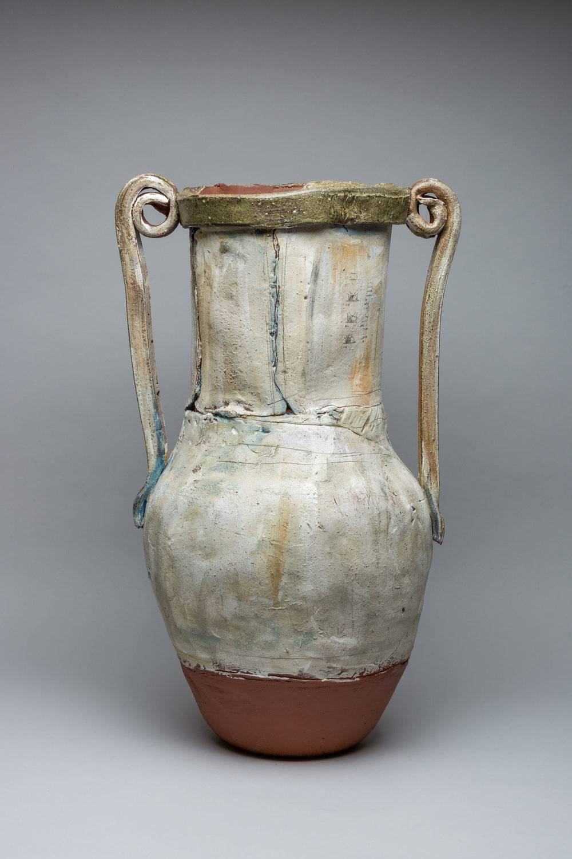 "Trophy: Perle (Fine), 22"" x 30"" diameter, 2017"