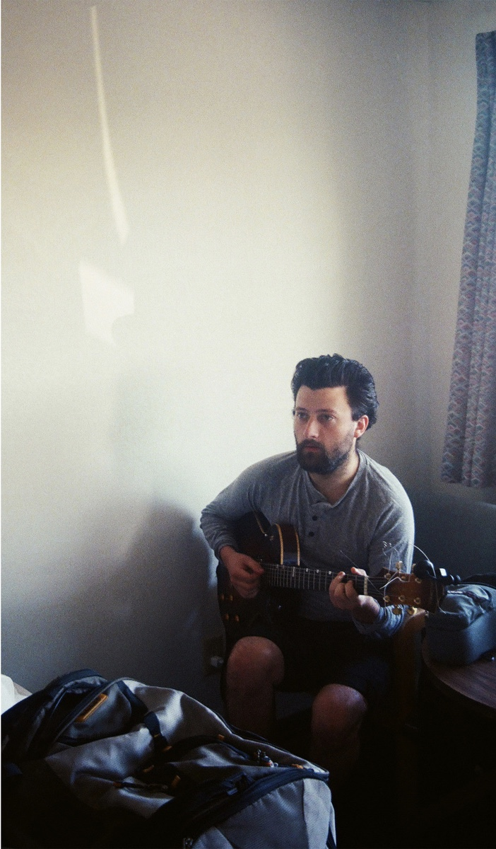 Ronan Delisle. Image by Haley Freedlund