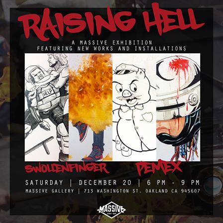 Raising Hell Small