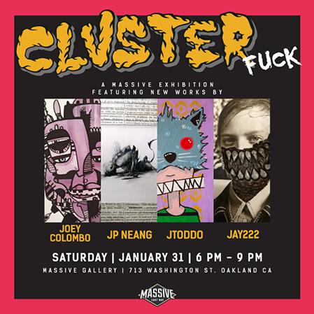 1/31/15    CLUSTERF*CK