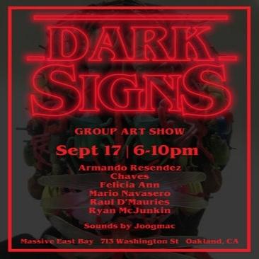 9/17/16    DARK SIGNS