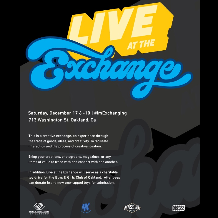 12/17/16 LIVE at the EXCHANGE
