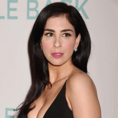 SARAH SILVERMAN, COMEDIAN/ACTRESS