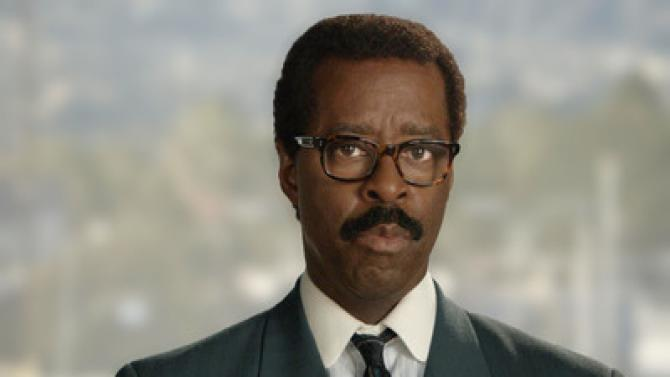 Courtney B. Vance as Johnnie Cochran in  The People v. O.J. Simpson. Photo Credit: FX