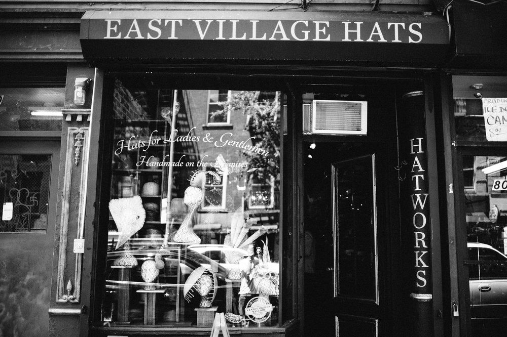 East Village Hats cf3f1ddea4d