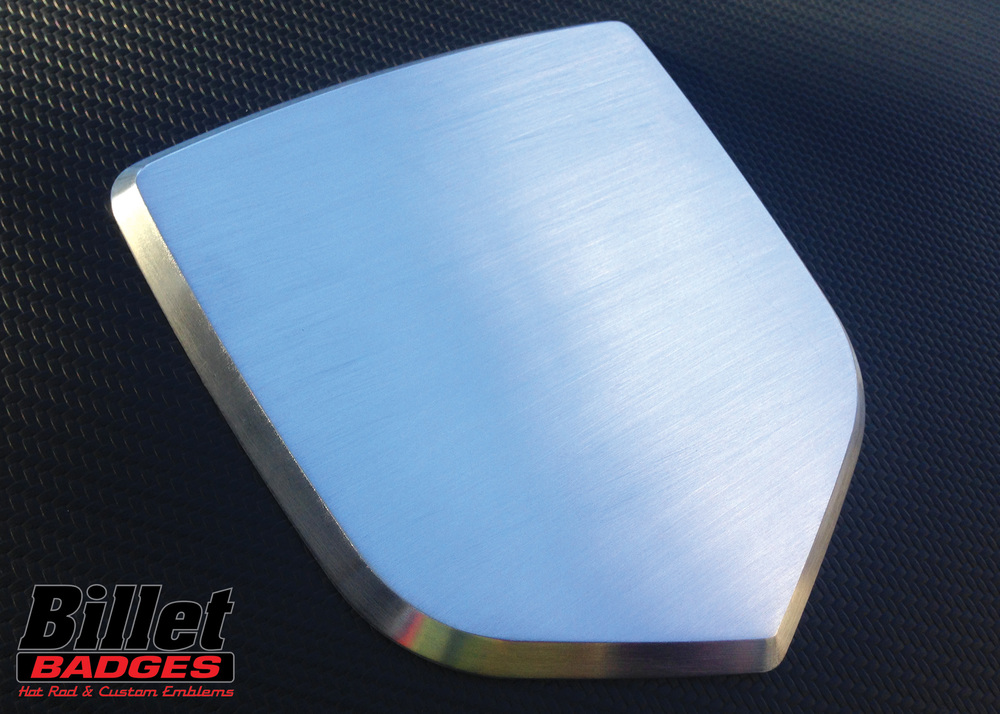 Shield-shaped Billet Badges