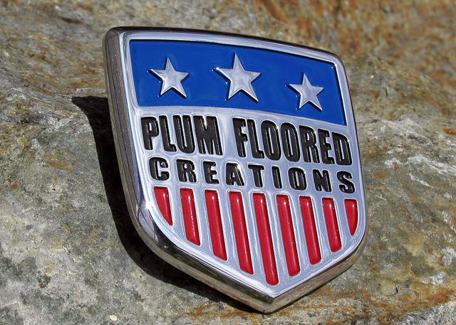 Plum Floored Creations