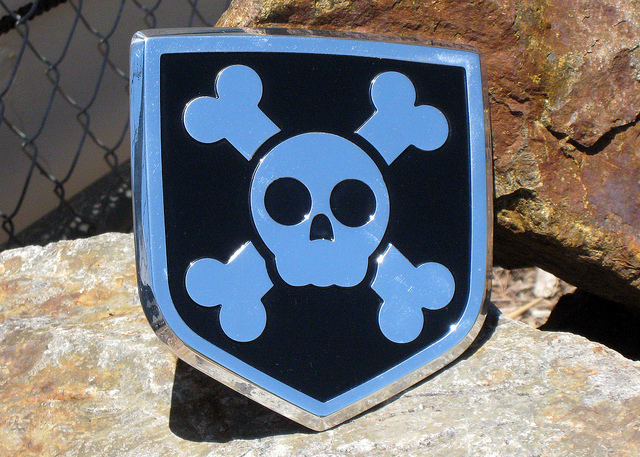 Rounded Jolly Roger