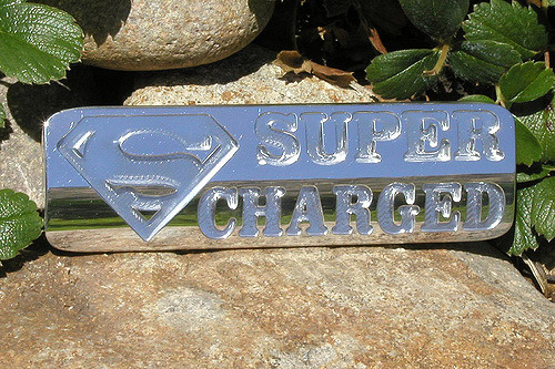 Superman Super Charged