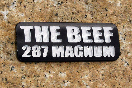 The Beef 287 Magnum