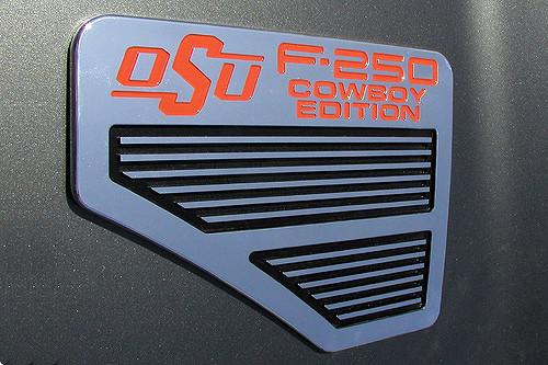 OSU F250 Cowboy Edition