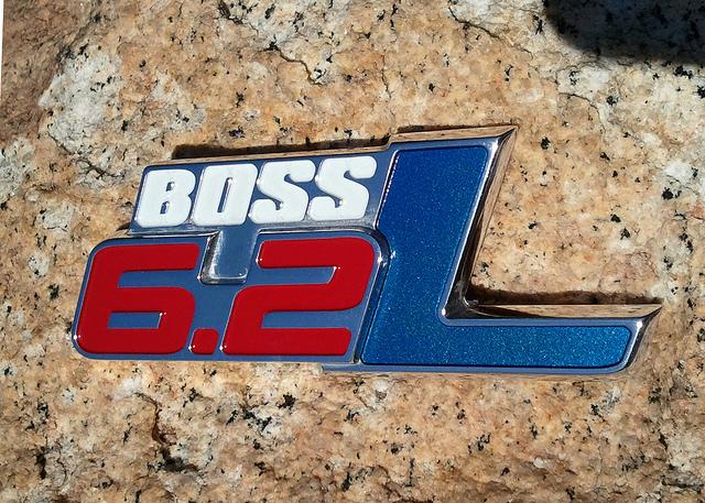 BOSS 6.2L