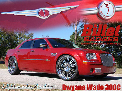 Dwyane Wade 300C