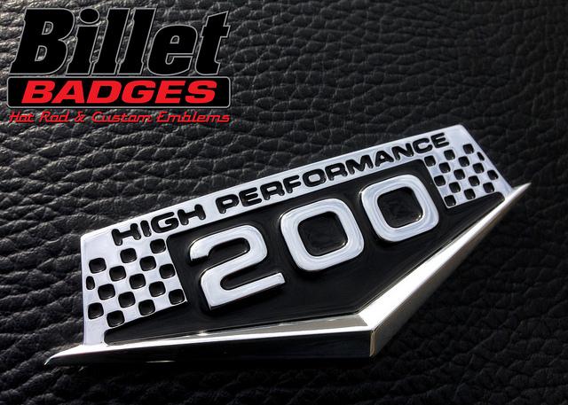 High Performance 200