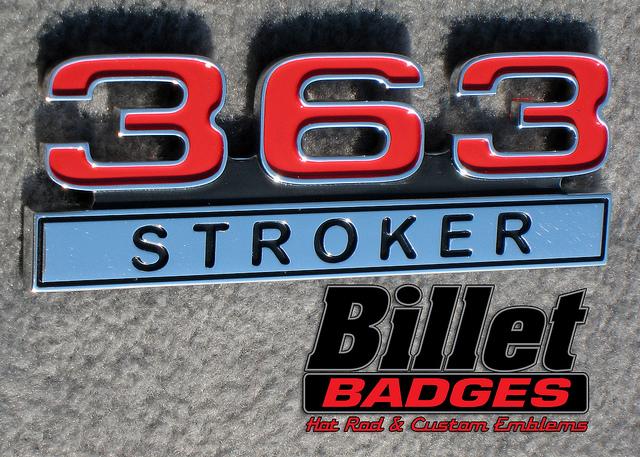363 Stroker