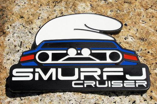 Smurf J Cruiser