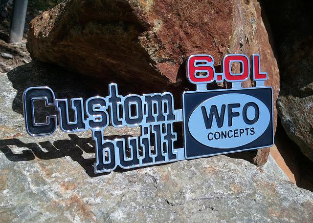 WFO Concepts Custom Built