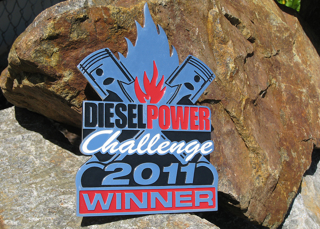 Diesel Power Challenge 2011 Winner