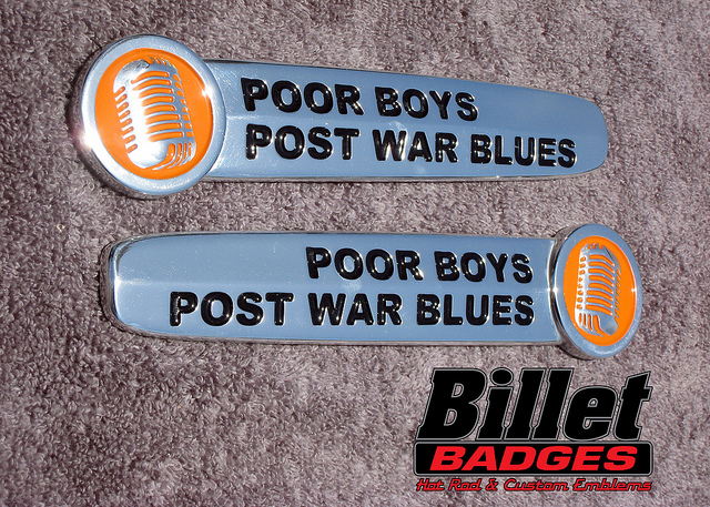 Poor Boys Post War Blues
