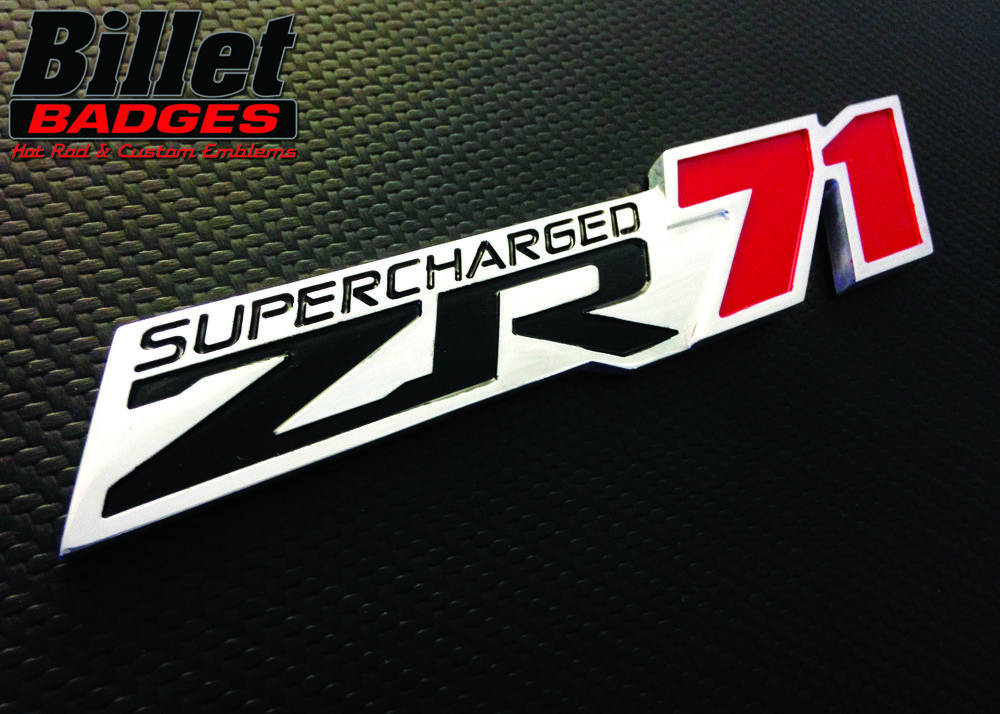 Supercharged ZR 71