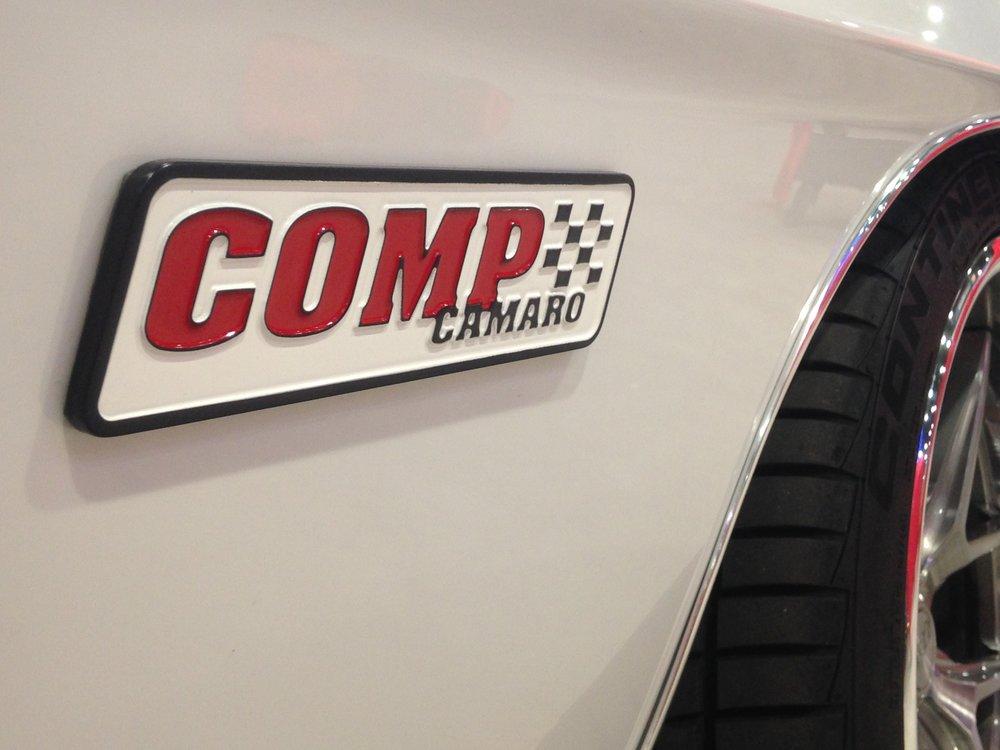 Comp Camaro