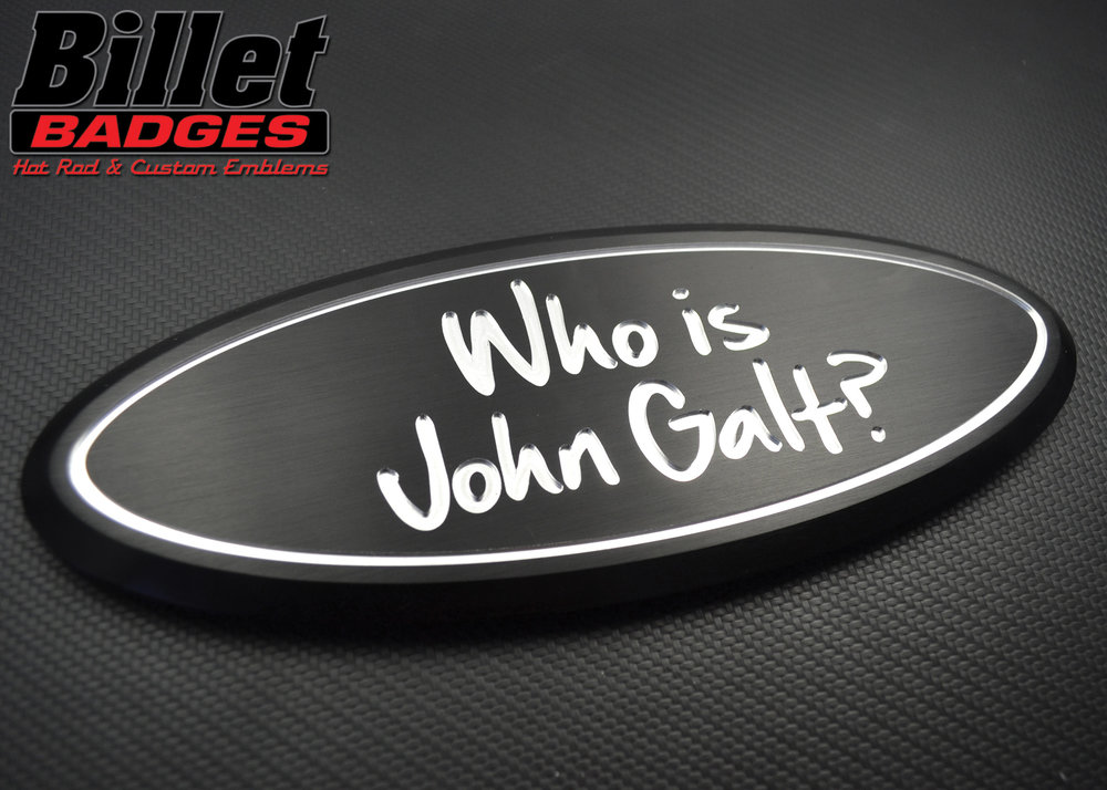 Who is John Galt?