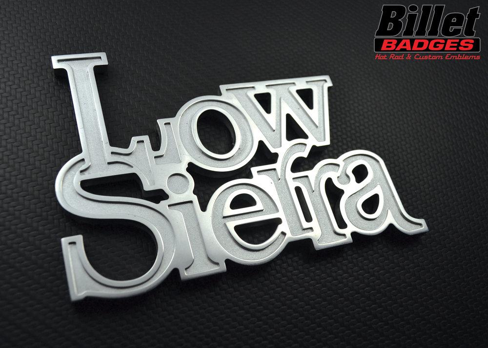 Low Sierra