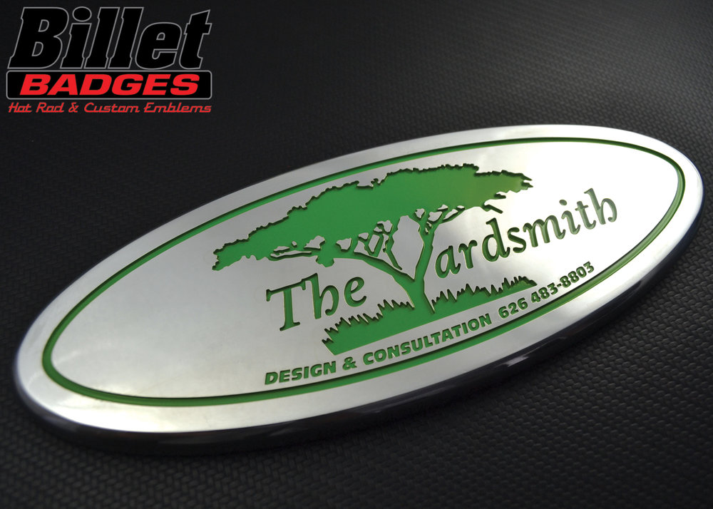 The Yardsmith Logo