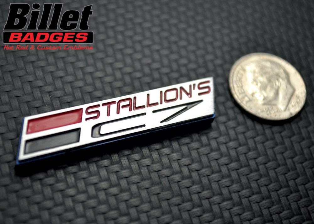 Stallion's C7