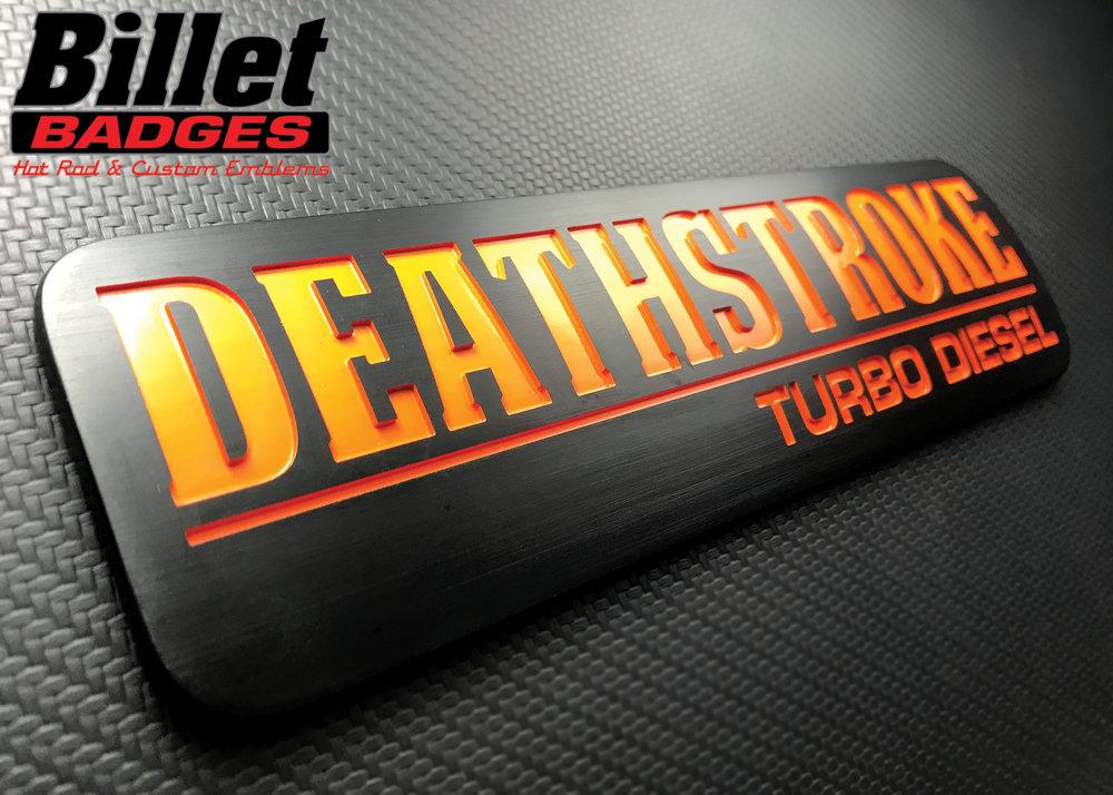 Deathstroke Turbo Diesel