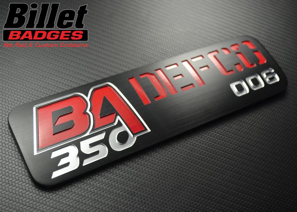 BA 350 Defco 006