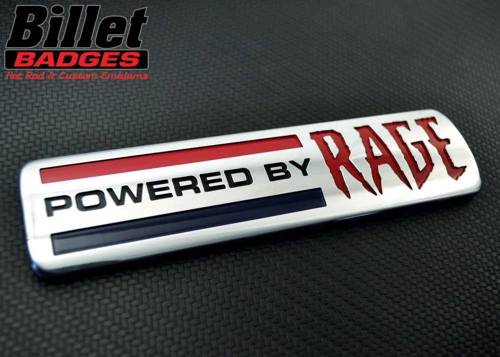 Powered by Rage