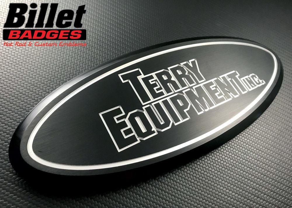 Terry Equipment Inc. Logo