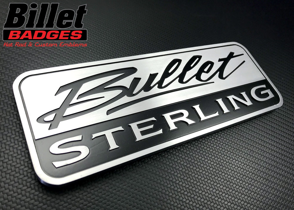 Bullet Sterling