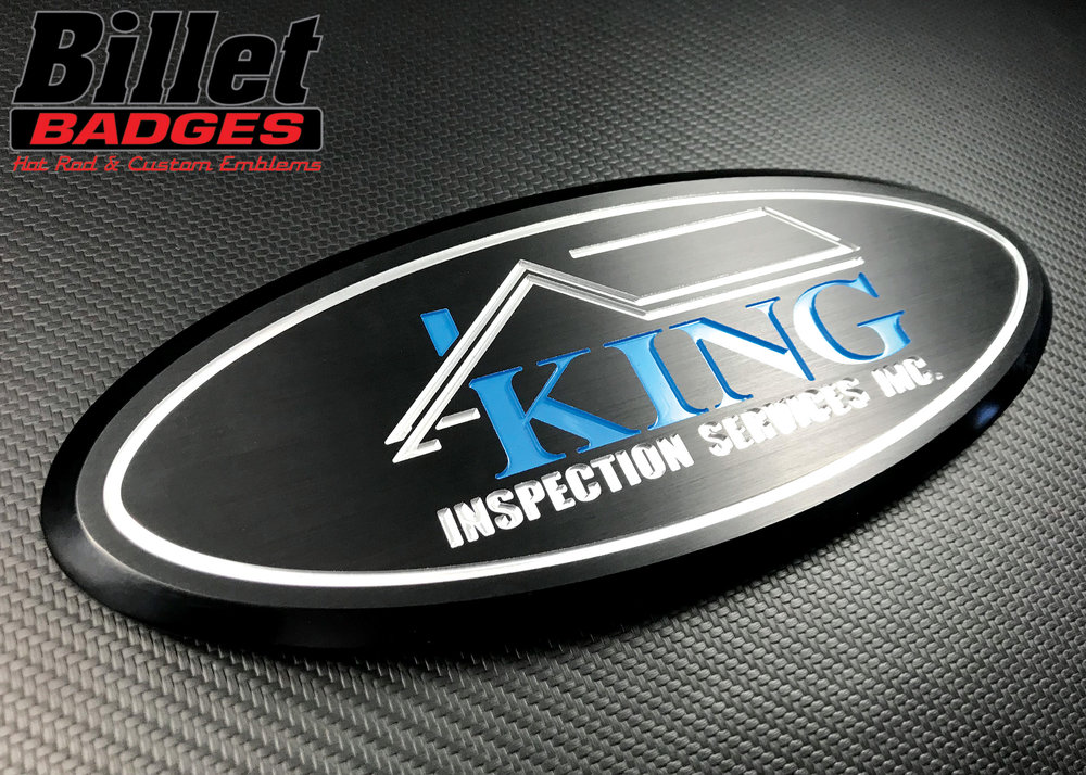 King Inspection Services Logo
