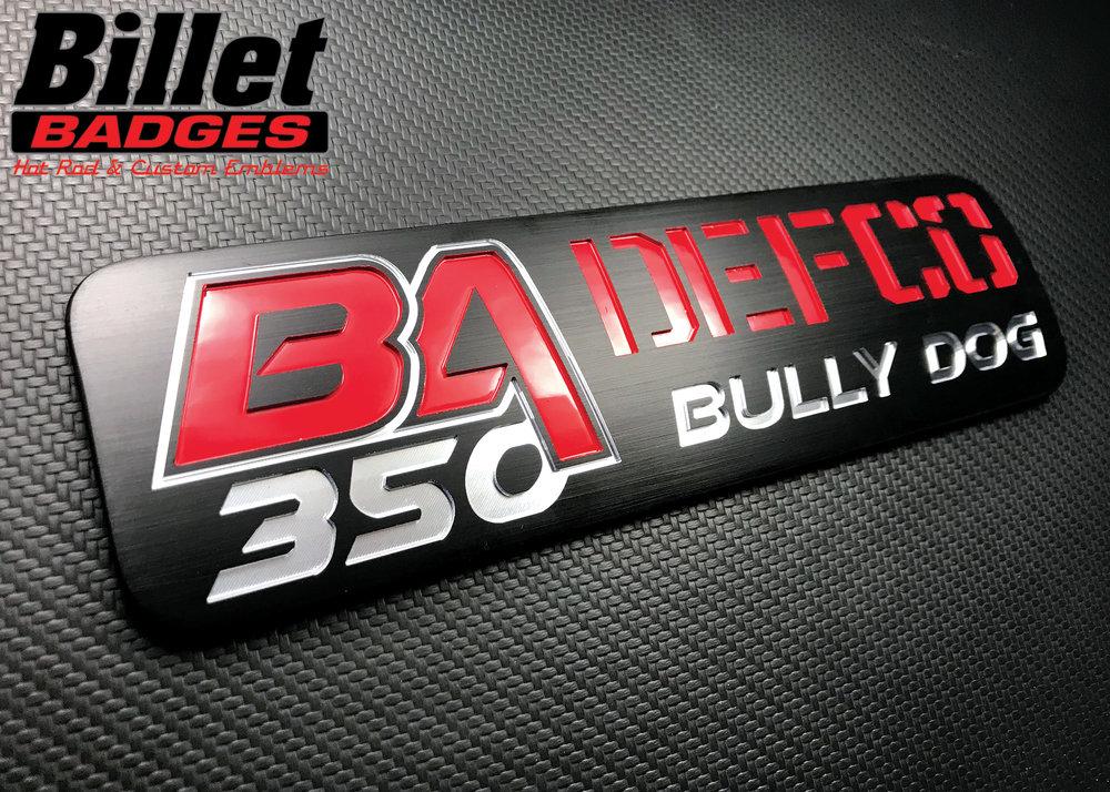 BA 350 Defco Bully Dog